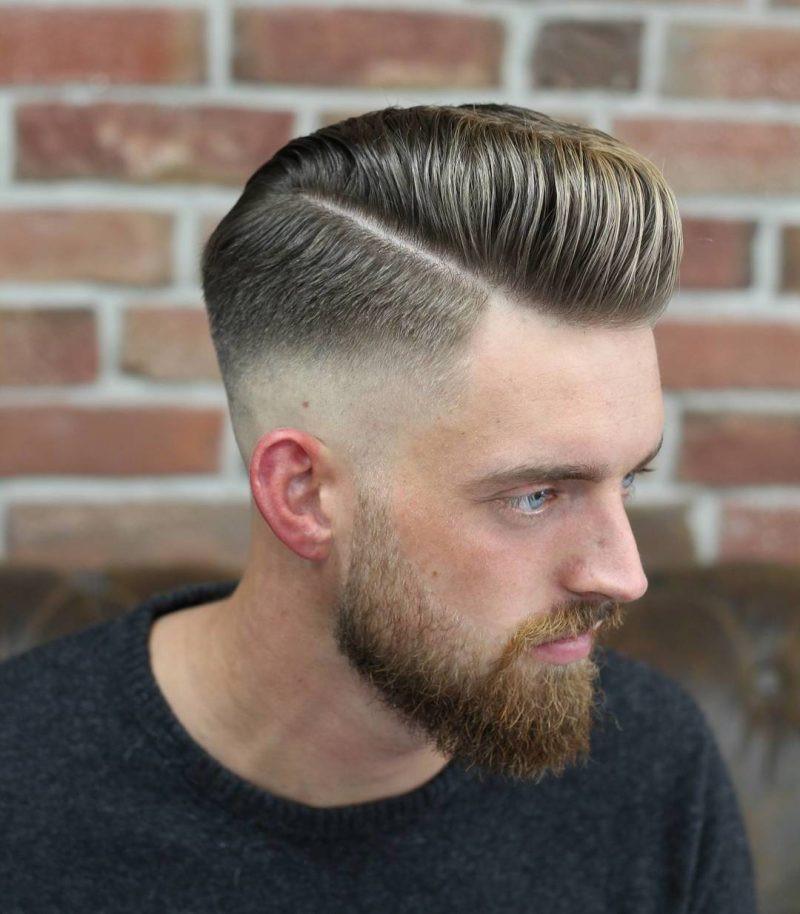Beste 20 Herren Frisuren Scheitel Beste Wohnkultur Bastelideen