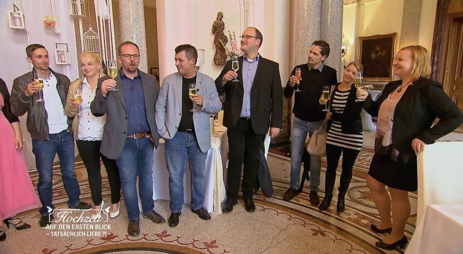 Hochzeit Auf Den Ersten Blick Fake  Hochzeit Auf Den Ersten Blick Ramona Und Stephan Noch Zusammen