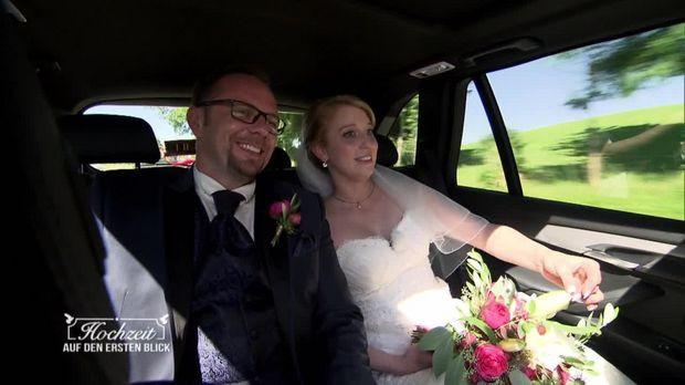 Hochzeit Auf Den Ersten Blick Kathrin  Hochzeit auf den ersten Blick Video Ingo und Kathrin