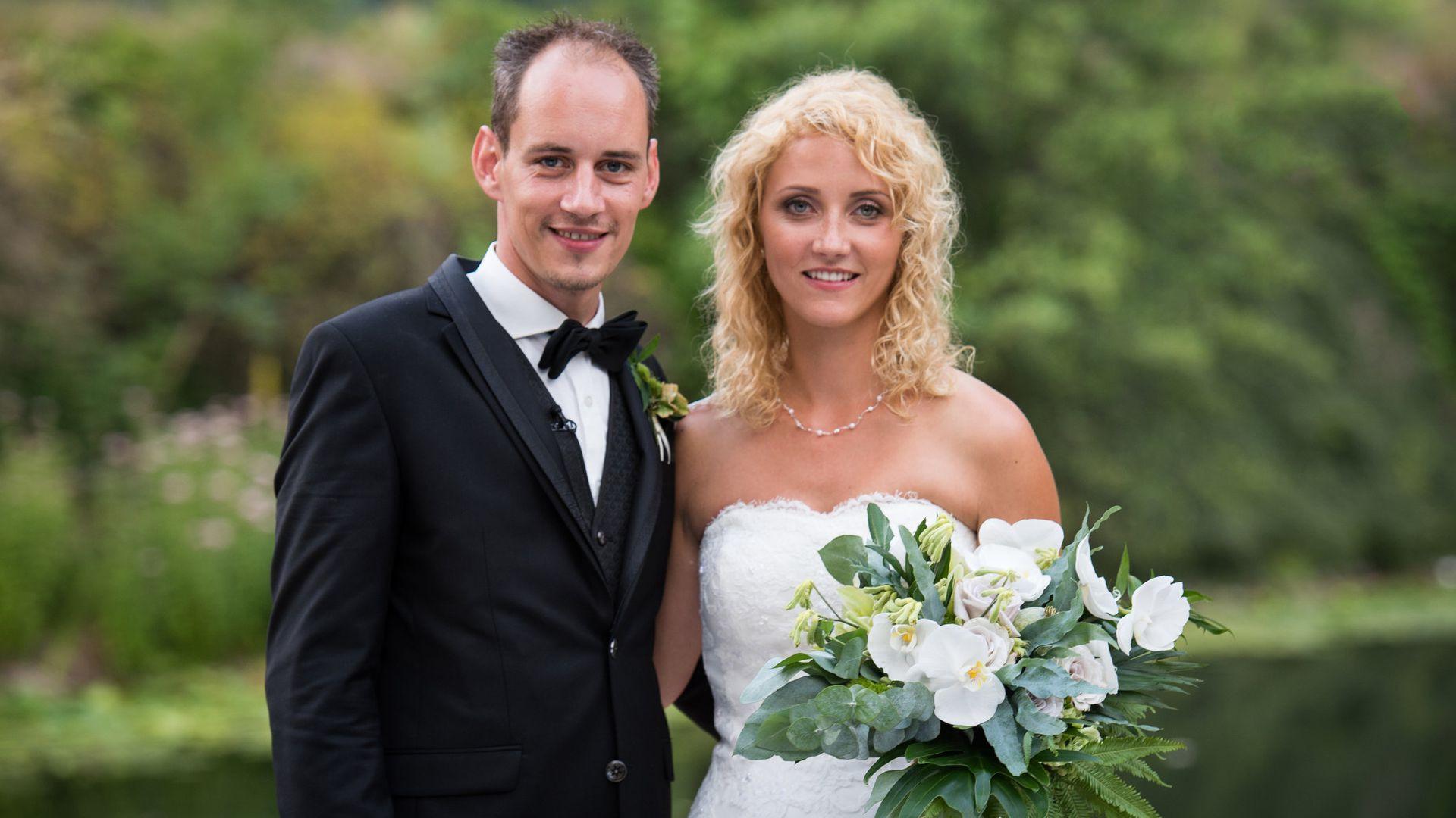 Hochzeit Auf Den Ersten Blick Kathrin  Hochzeit Auf Den Ersten Blick Paar Noch Zusammen