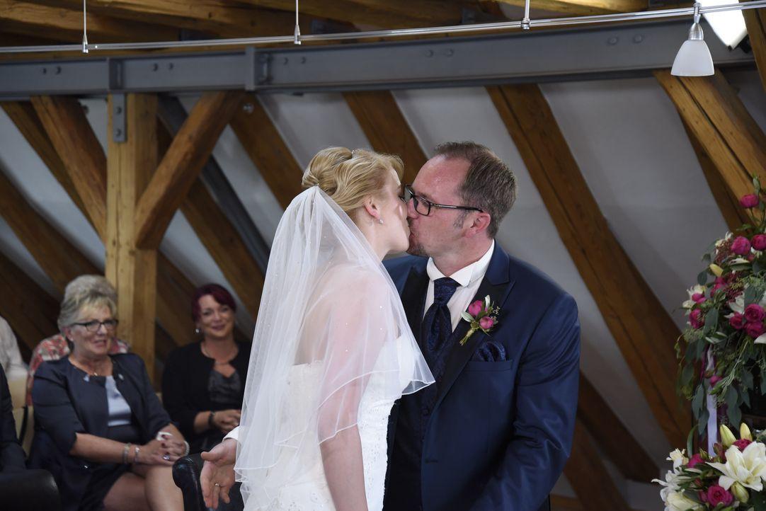 Hochzeit Auf Den Ersten Blick Kathrin  Hochzeit auf den ersten Blick Die schönsten Bilder aus