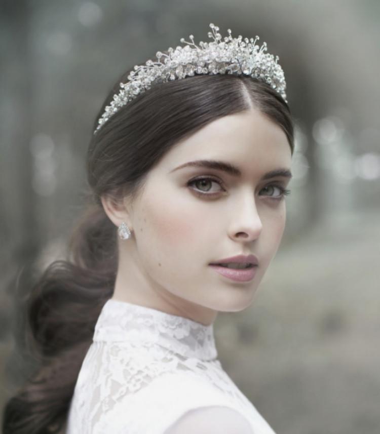 Die 20 Besten Ideen Für Hochzeit Haarreif - Beste