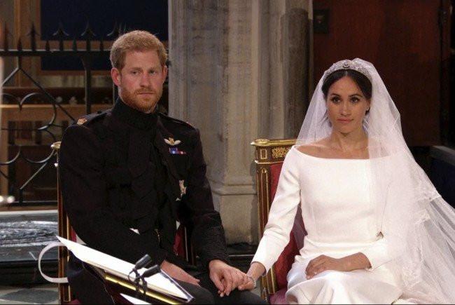 Hochzeitskleid Harry Meghan