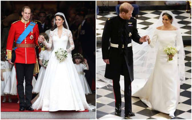 Hochzeit Harry Meghan Kate  Quoten Royal Wedding Meghan & Harry und Kate & William im