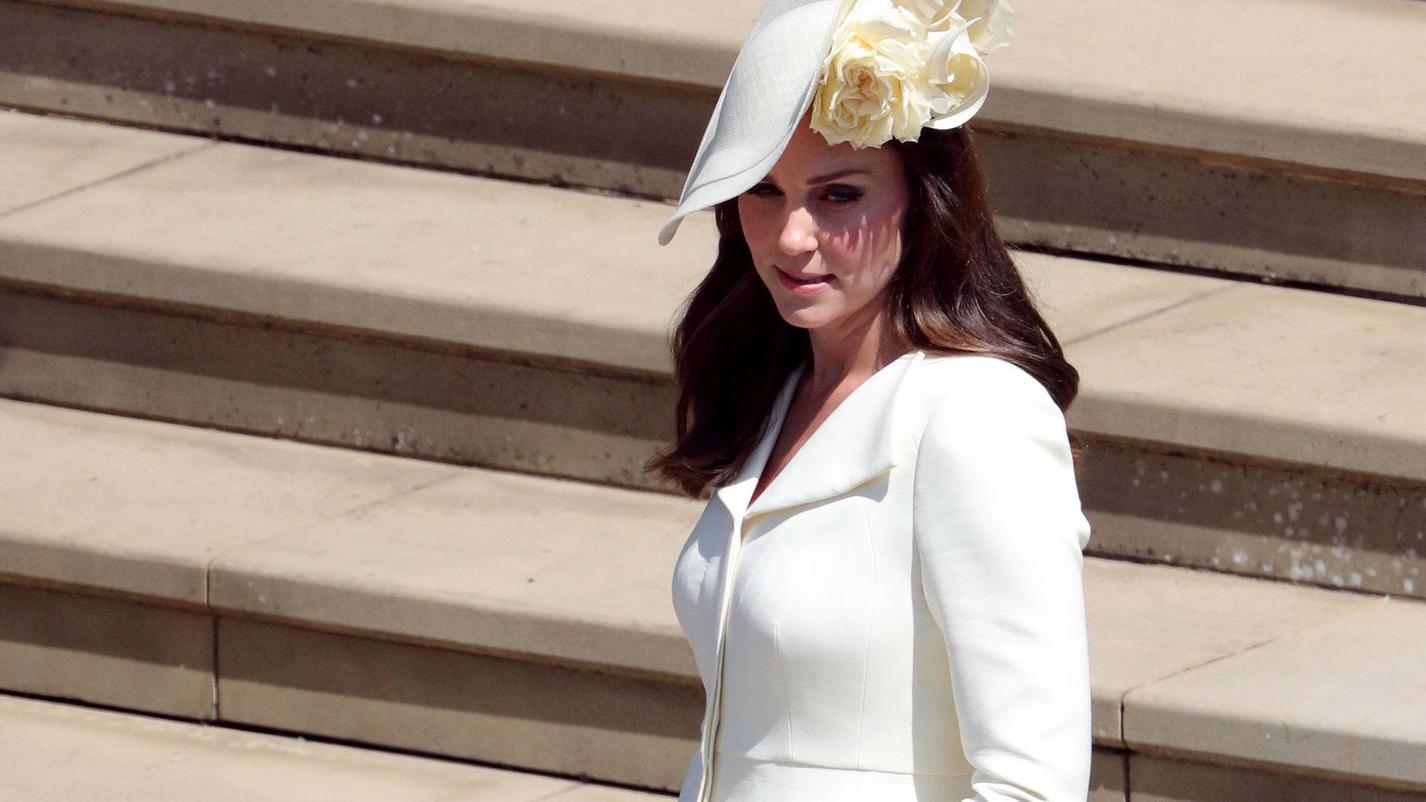 Hochzeit Harry Meghan Kate  Hochzeit von Prinz Harry und Meghan Markle 13 Dinge
