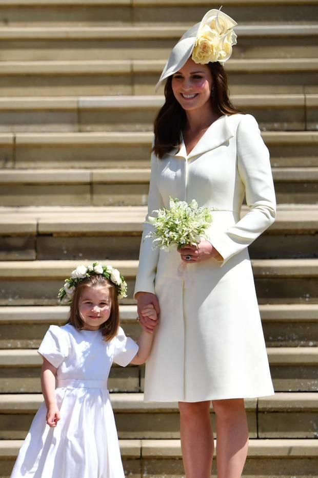 Hochzeit Harry Meghan Kate  Prinz William Kate Middleton Die englische Lovestory