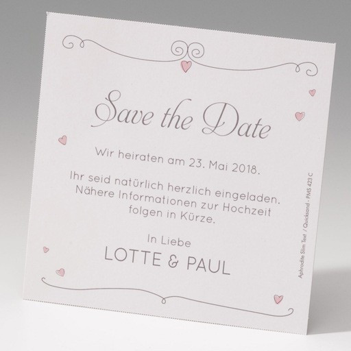 Hochzeit Karte Text  Lustige ic Save the date Karte zur Hochzeit
