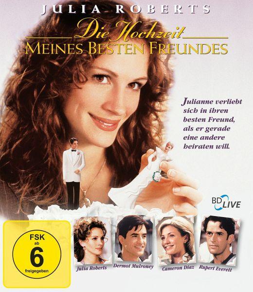Hochzeit Meines Besten Freundes  Die Hochzeit meines besten Freundes auf Blu ray Disc