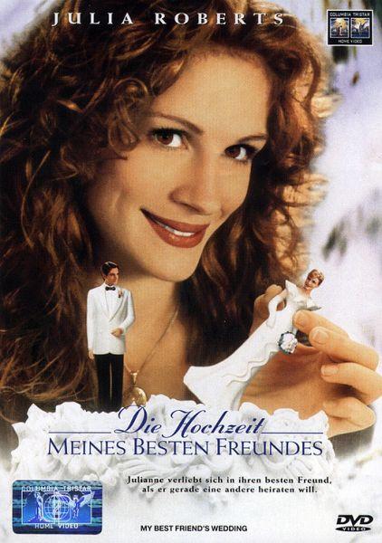 Hochzeit Meines Besten Freundes  Die Hochzeit meines besten Freundes auf DVD Portofrei