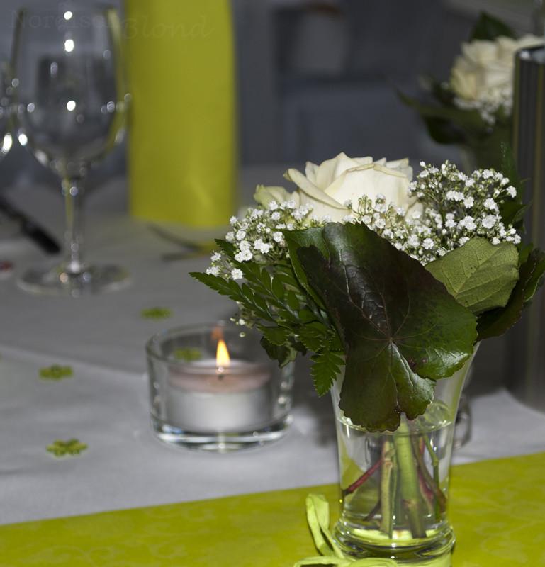 Hochzeit Tisch  Hochzeit – Die Tischdeko