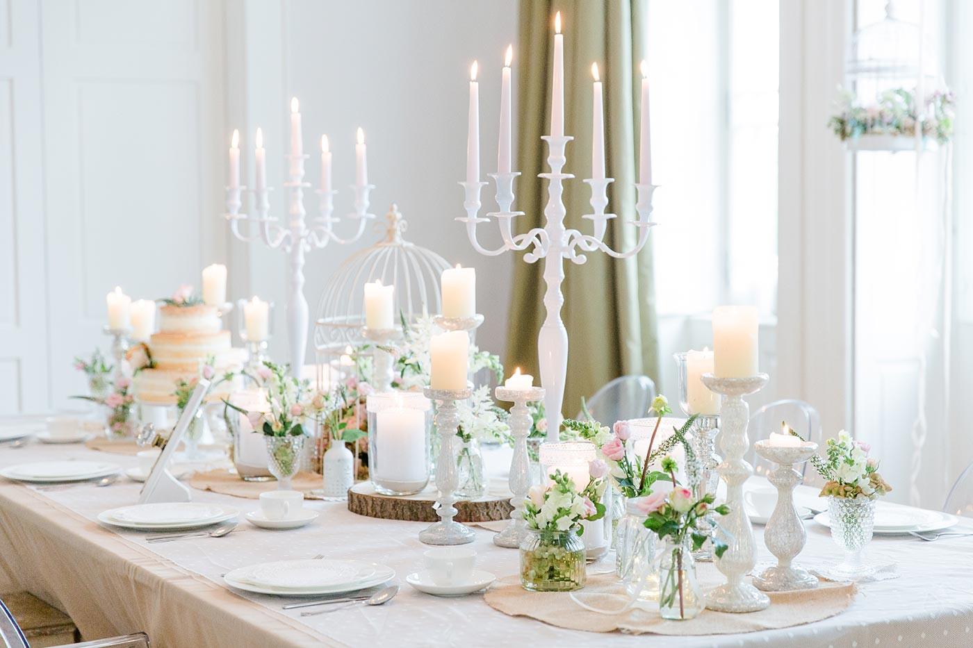 Hochzeit Tisch  Deko Tisch für Hochzeit I Ideen in der Bildergalerie