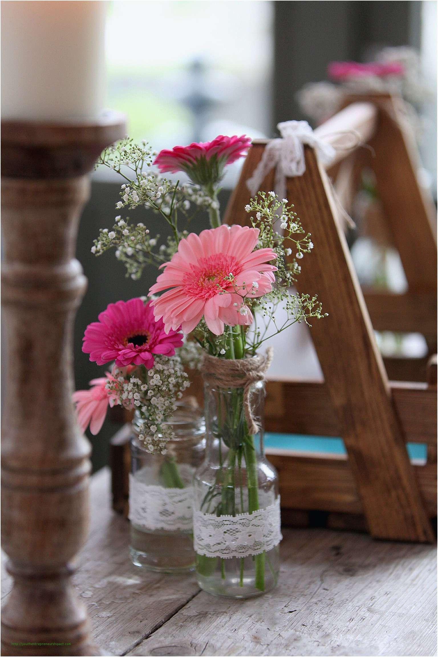 Hochzeit Tisch  Blumengestecke Hochzeit Tisch 50 Fertig Tischdeko Selber