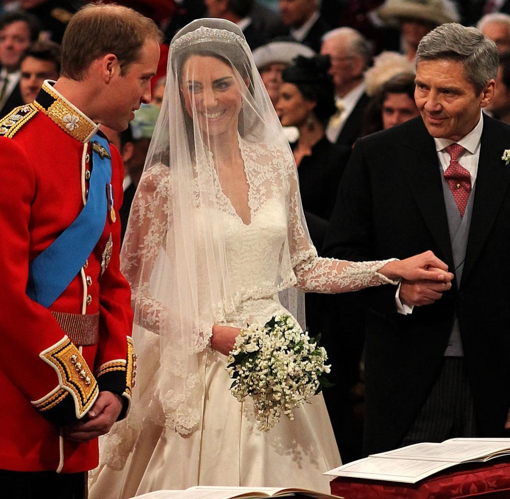 Hochzeit William Und Kate  Königshaus Kate und Williams Hochzeit in der Westminster