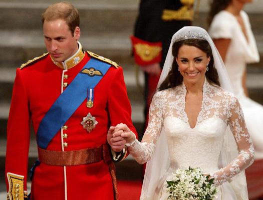 Hochzeit William Und Kate  Die Hochzeit von Prinz William und Kate entzückt nicht jeden