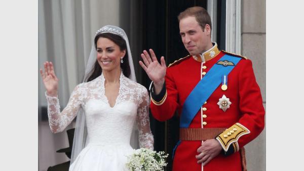 Hochzeit William Und Kate  William & Kate Nach der Hochzeit ins Cabrio Royals