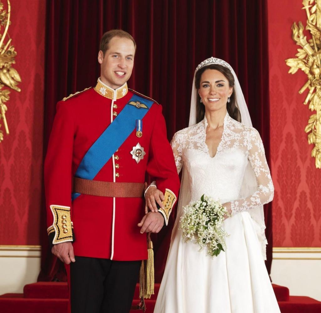 Hochzeit William Und Kate  Cockerspaniel Kate und Williams Hund macht Briten