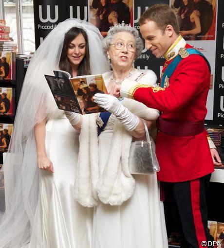 Hochzeit William Und Kate  So können sich Kate & William
