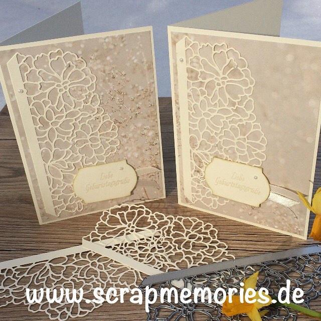 Hochzeitskarten Stampin Up  Hochzeitskarten Scrapmemories