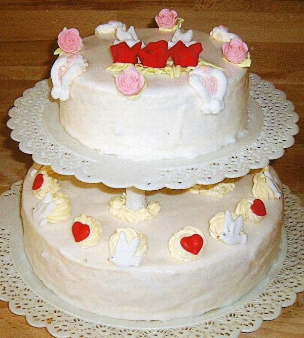 Hochzeitstorte Günstig Online Bestellen  Torten Lieferservice Einschulungs Kinder Torte Torte
