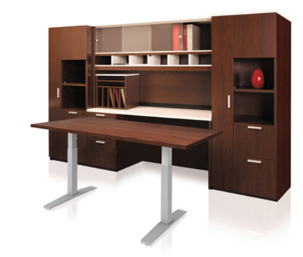 Höhenverstellbarer Schreibtisch Elektrisch  elektrisch höhenverstellbarer schreibtisch – Deutsche