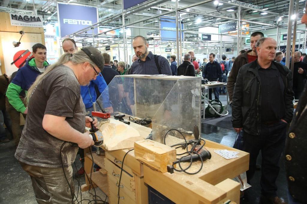 """Holz Handwerk Nürnberg  Die """"HOLZ HANDWERK 2018"""" in Nürnberg – Urban Woodworking"""