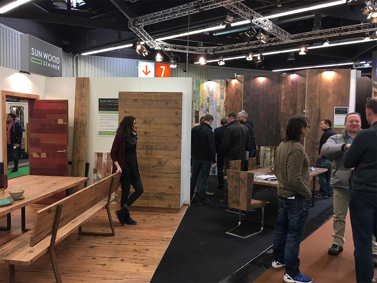 Holz Handwerk Nürnberg  Holz Handwerk 2018 in Nürnberg Sun Wood by Stainer