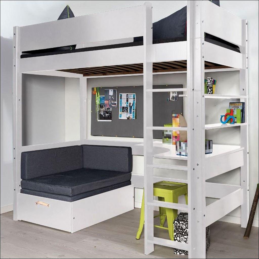 Ikea Hochbett Mit Schreibtisch 2021