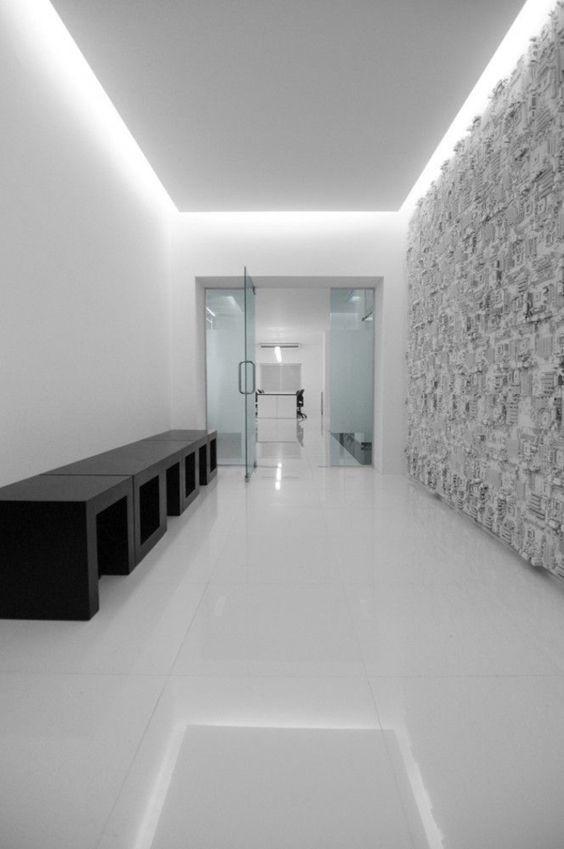 Indirekte Beleuchtung Decke  Die besten 25 Indirekte beleuchtung wohnzimmer Ideen auf