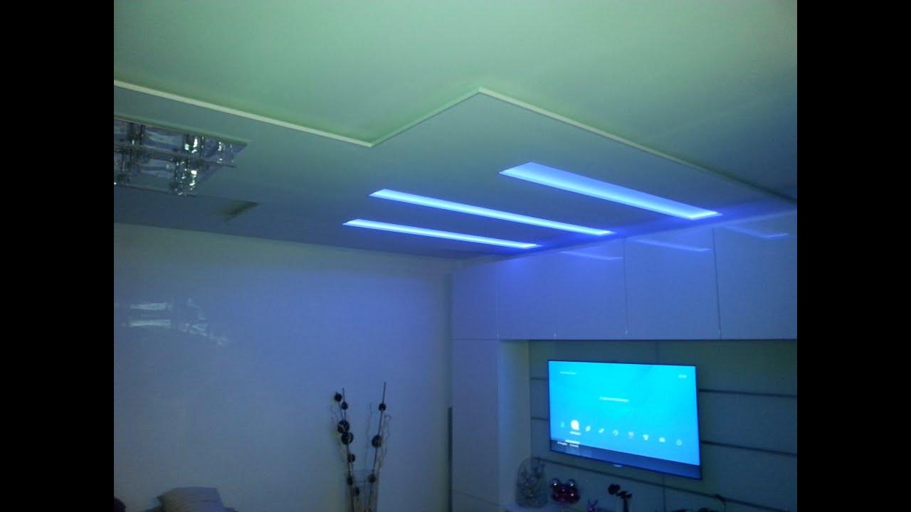 Indirekte Beleuchtung Decke  Decke Indirekte Beleuchtung led