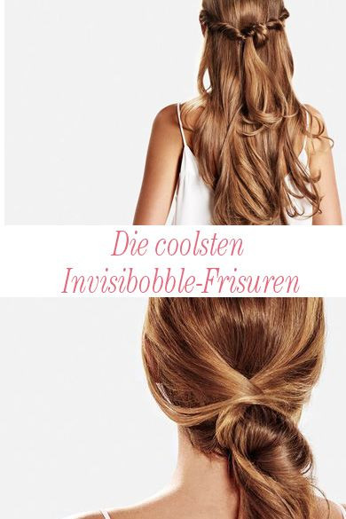 Invisibobble Frisuren  88 best invisibobble Hairstyles images on Pinterest
