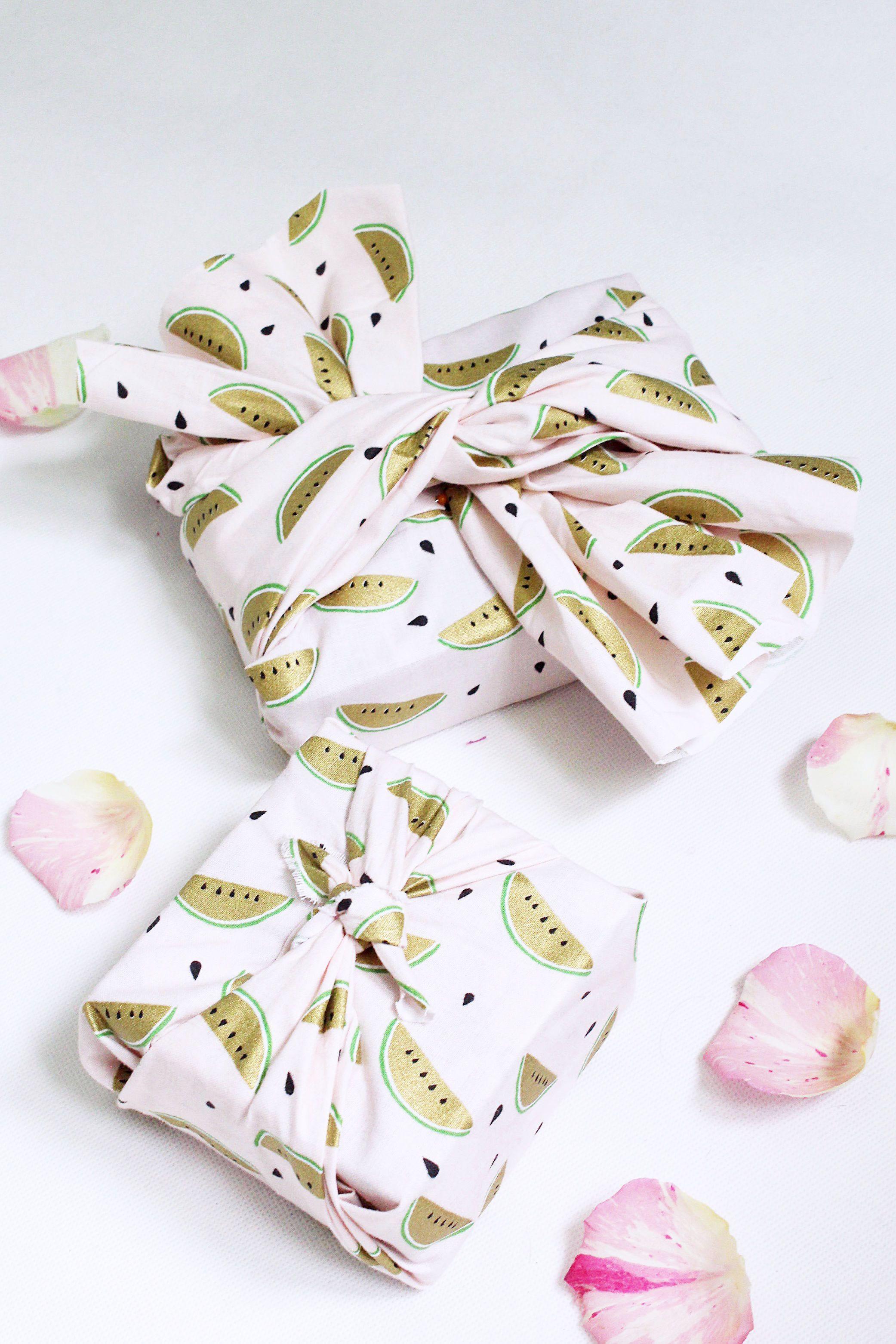 Japanische Geschenke  Geschenke Kreativ Verpacken im japanischen Stil