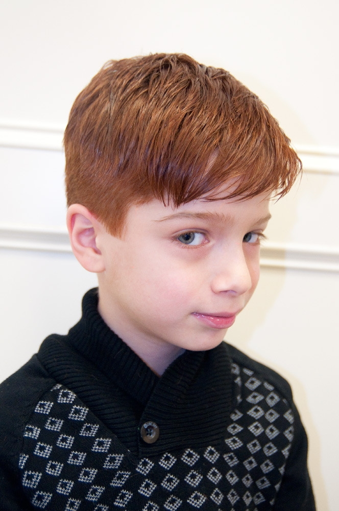 Jungen Haarschnitt Kurz  Fotos Jungen Frisuren Frisuren im Frisurenkatalog