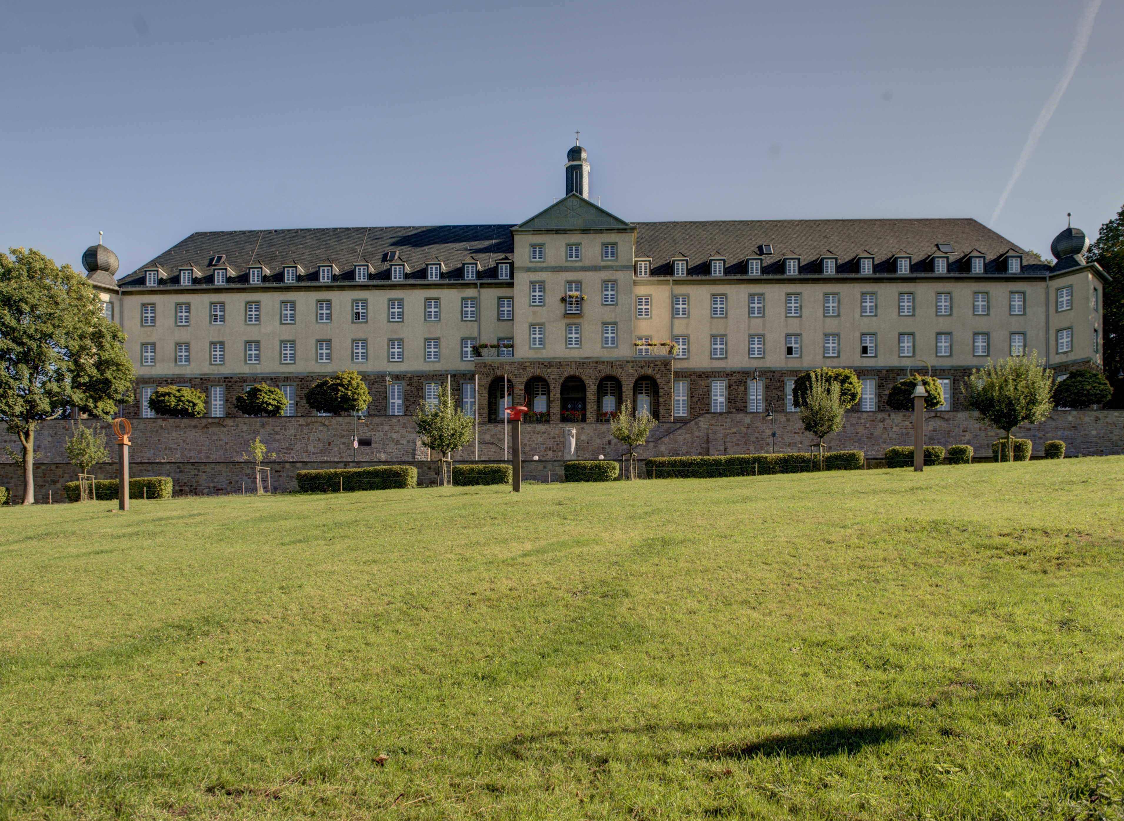 Kardinal Schulte Haus Bensberg  Datei Bensberg Kardinal Schulte Haus Denkmal 71 b ShiftN