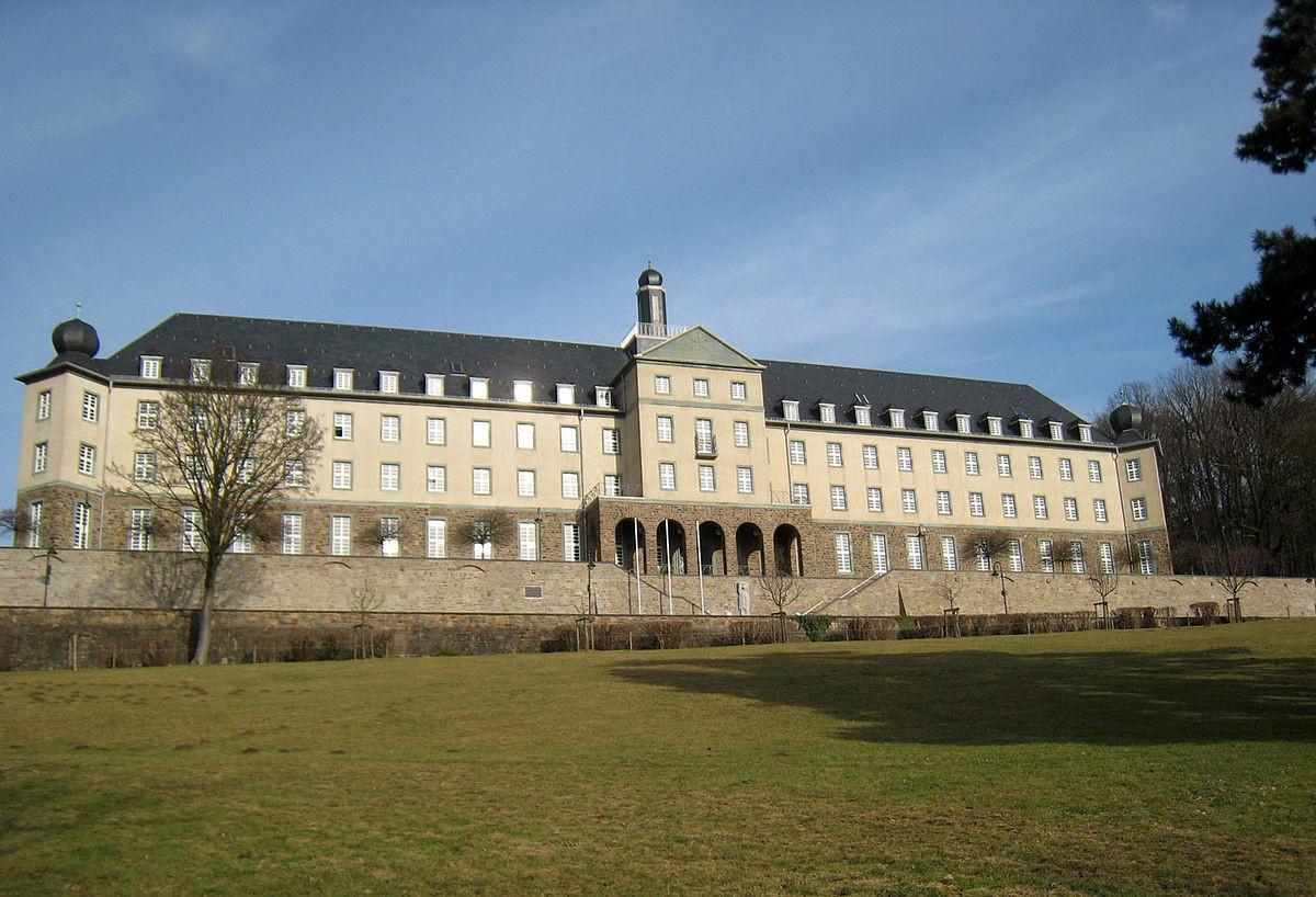 Kardinal Schulte Haus Bensberg  Kardinal Schulte Haus –
