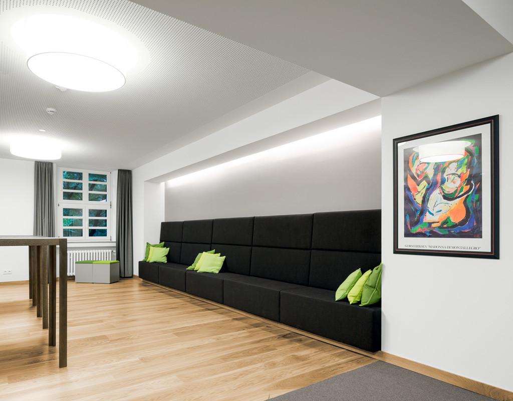 Kardinal Schulte Haus Bensberg  msm Projekte