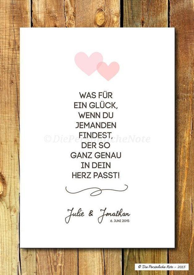 Karte Spruch Hochzeit  Die besten 25 Gedichte zur hochzeit Ideen auf Pinterest