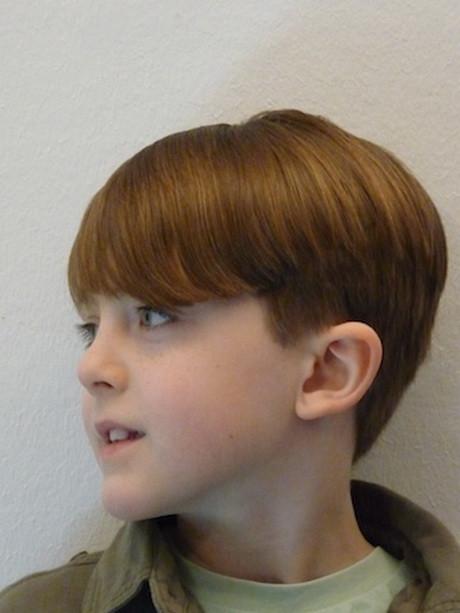 Kinder Haarschnitt Jungs  Kinder haarschnitt