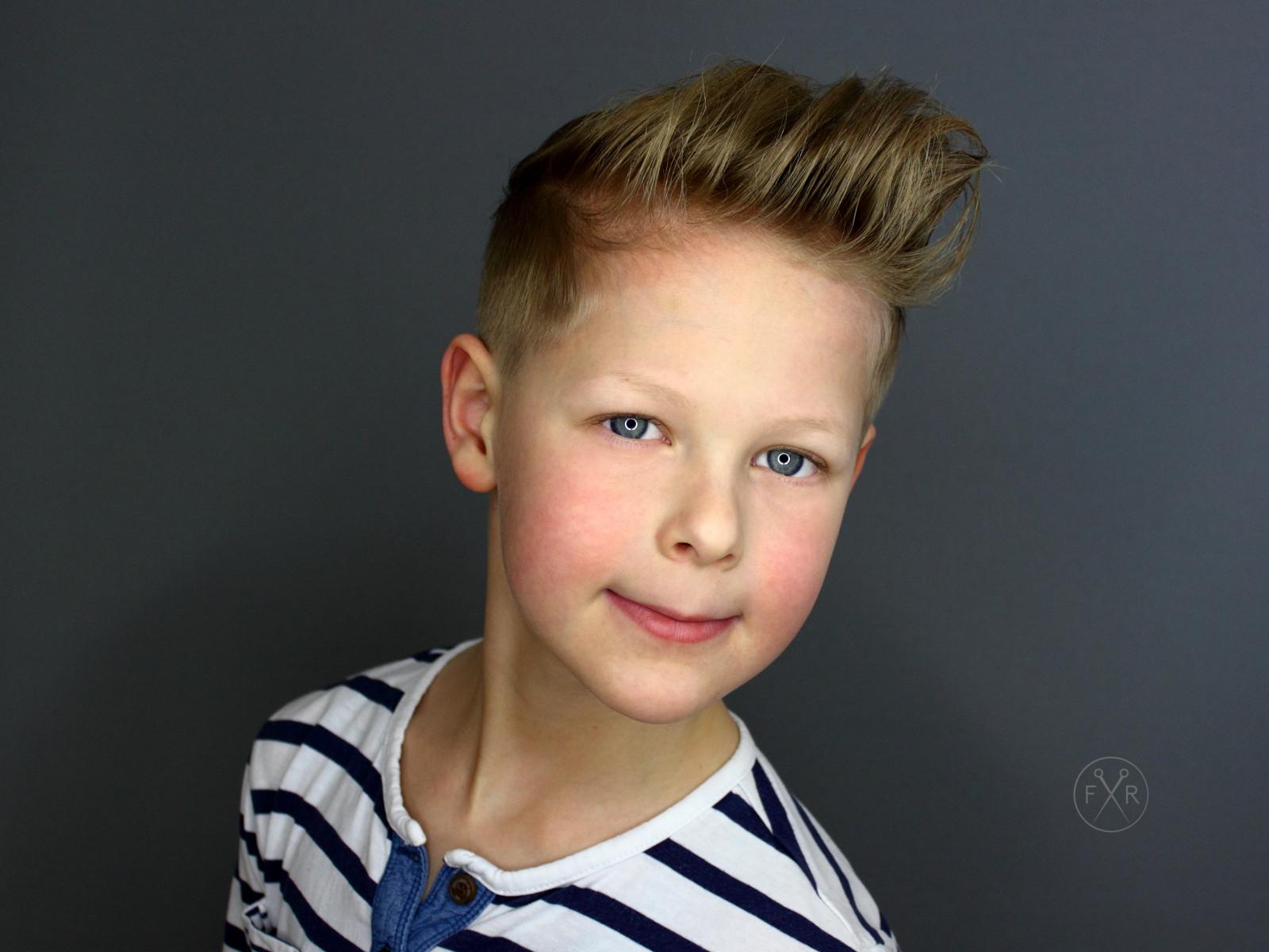 Kinder Haarschnitt Jungs  Kleinkind Frisur Junge 1001 trendige und coole frisuren f