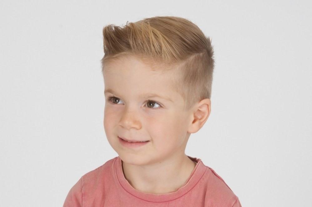 Kinder Haarschnitt Jungs  Kinder Jungs Frisur 2019 – Friseur