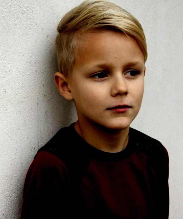 Kinder Haarschnitt Jungs  Elegante Jungen Frisuren Undercut Neue Jungs M Nner Kinder