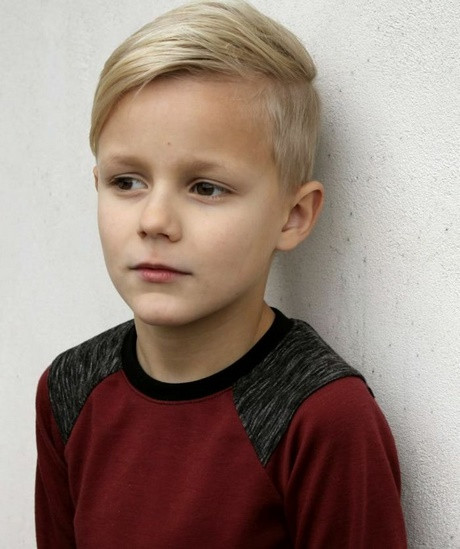 Kinder Haarschnitt Jungs  Jungen frisuren kurz 2018