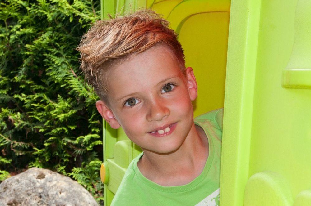 Kinder Haarschnitt Jungs  Pin von Susa Hoefler auf Frisuren
