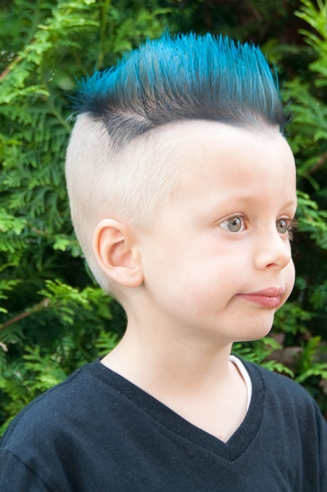 Kinder Haarschnitt Jungs  Jungen frisuren lang