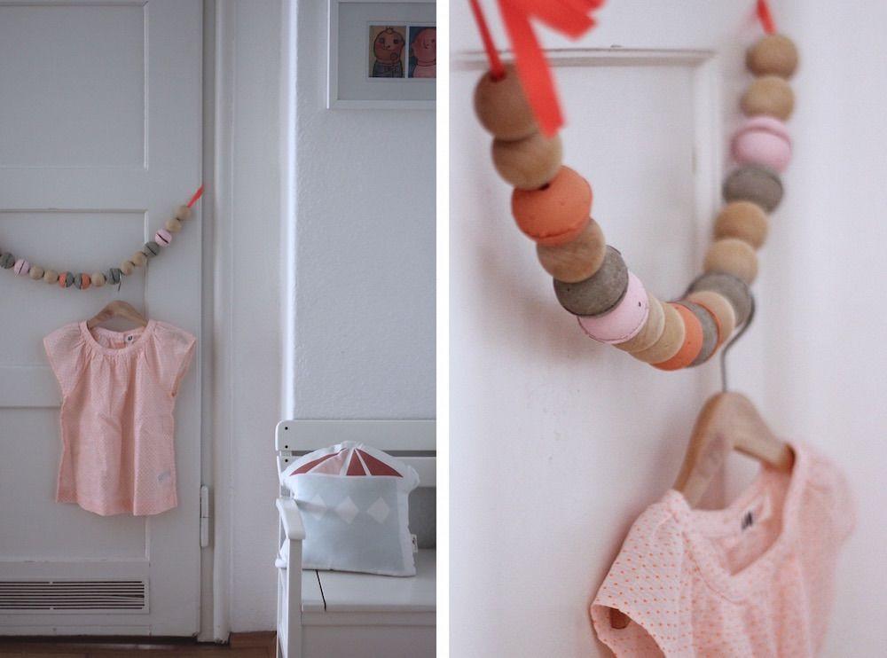 Kindergarderobe Diy  Schöne Ideen für Kindergarderobe