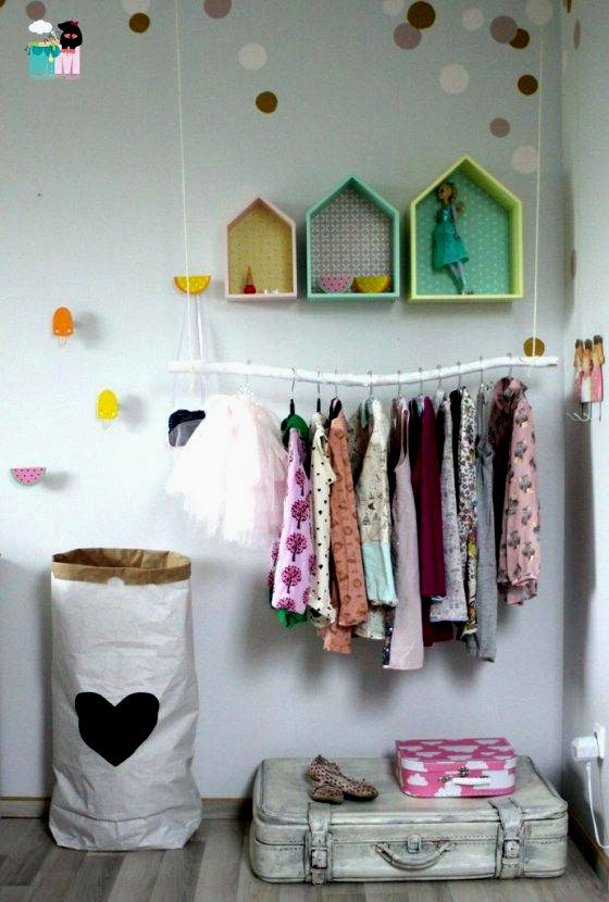 Kindergarderobe Diy  Schönheit Kindergarderobe Ikea Garderobe Kinderzimmer Best