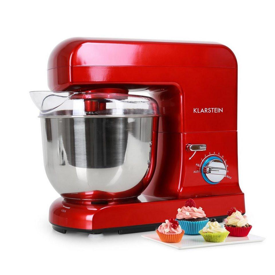 Klarstein Küchenmaschine  Klarstein Küchenmaschine 1000W Rührmaschine Knetmaschine