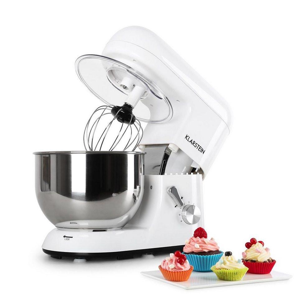 Klarstein Küchenmaschine  Klarstein Küchenmaschine Knetmaschine Rührmaschine mit