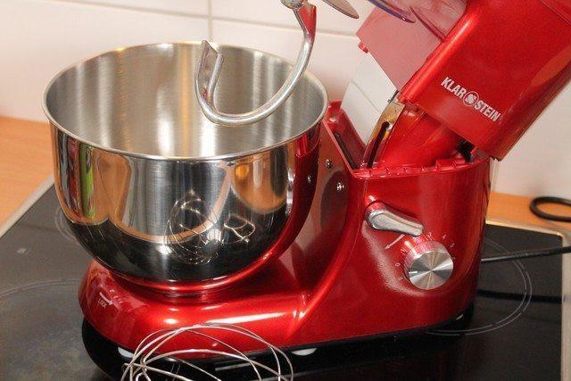 Klarstein Küchenmaschine  Klarstein Bella Rossa Küchenmaschine im Test