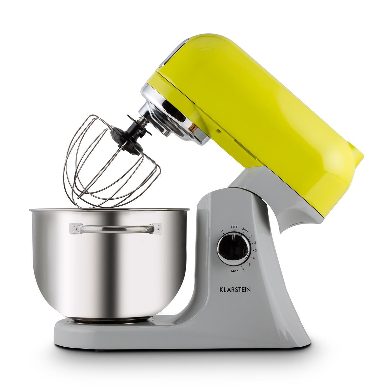 Klarstein Küchenmaschine  Klarstein Küchenmaschine Kitcheneer 1 000 Watt Leistung