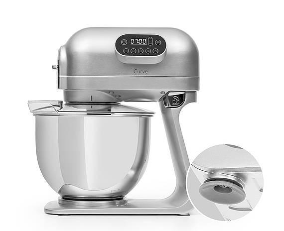 Klarstein Küchenmaschine  Technik zu Hause Praxistest Klarstein Küchenmaschine